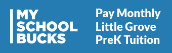 PreK Tuition Button